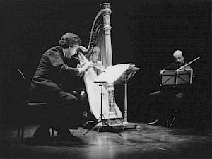 Günter Rumpel, Eva Kauffungen et Endre Guran / Photo: D.R. — © Centre culturel suisse. Paris