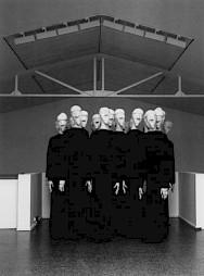"""<p>Eva Aeppli, """"Rétrospective"""", vue d'exposition / Photo: D.R.</p>"""