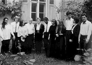Ensemble Ludwig Senfl de la Schola Cantorum Basiliensis / Photo: D.R. — © Centre culturel suisse. Paris