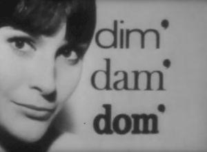 <p>Dim' Dam' Dom' / Images: Ina.fr</p>