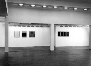<p>Vue d'exposition, salle Matias Spescha / Photo: D.R.</p>