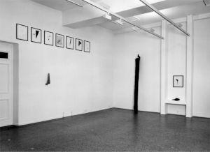 <p>Vue d'exposition, salle Not Vital / Photo: D.R.</p>