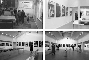 "<p>Luc Chessex, ""Swiss Life"" (vue d'exposition) / Photo: D.R.</p>"