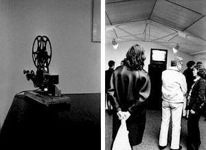 """""""Langages et imaginaire du cinéma suisse d'animation (1918-1988)""""(vue d'exposition) / Photo: D.R. — © Centre culturel suisse. Paris"""