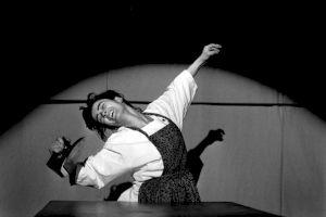 """<p>Aurore Prieto dans """"Aloïse"""" / Photo: Brigitte Enguerand</p>"""