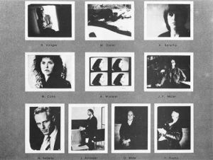 """<p>Luciano Rigolini, """" Portraits""""</p>"""