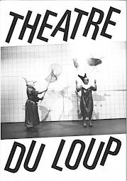 """""""Buddy et Flappo"""" par le Théâtre du Loup / Photo: J. Berthet (carton de l'événement) — © Centre culturel suisse. Paris"""