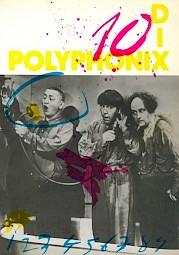 Couverture du catalogue de la dixième édition du festival / Photo: D.R. (carton de l'événement) — © Centre culturel suisse. Paris