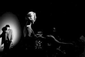 <p>Carte blanche à Paul Nizon / Photo: I.Magos</p>