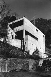 "<p>Luigi Snozzi, ""Casa Kalmann"", 1976 / Photo: Edouard Hueber</p>"