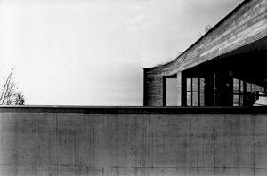 "<p>Luigi Snozzi, ""Casa Blanchetti"", 1977 / Photo: Edouard Hueber</p>"