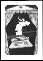 <p>Dessin original à la gouache de Nicolas Suter / Couverture du programme</p>