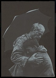 """""""Höhenfeuer"""" de Fredi M. Murer / Photo: Bernard Lang (brochure de l'événement) — © Centre culturel suisse. Paris"""
