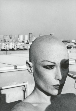 <p>© Manon, La dame au crâne rasé, 1978</p>