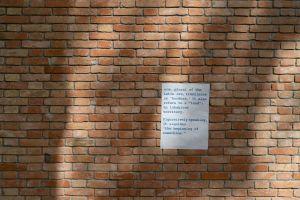 "<p>Installation view of ""oræ – Experiences on the Border"" at the Swiss Pavilion at the 17th International Architecture Exhibition - La Biennale di Venezia, Photo: KEYSTONE/Gaëtan Bally © Mounir Ayoub, Vanessa Lacaille, Fabrice Aragno and Pierre Szczepski</p>"