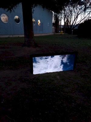 <p>Müllner & Flock, Morgenerst Abendletzt, 2019 © Juergen Gruenwald</p>