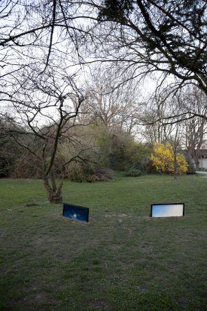 <p>Müllner & Flock, Morgenerst Abendletzt, 2019 © Violeta Wakolbinger</p>