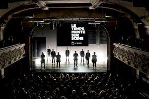 Le Temps monte sur scène © Gaël Hürlimann