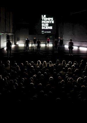 <p>Le Temps monte sur scène © Gaël Hürlimann</p>