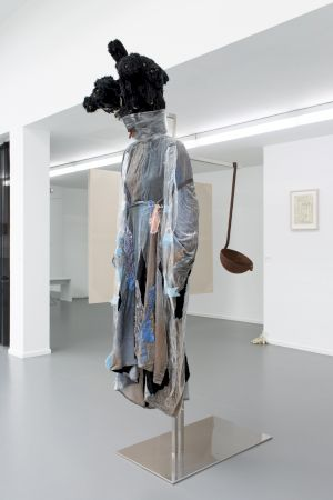 <p>Annemarie von Matt, je ne m'ennuie jamais, on m'ennuie, 2020 © Margot Montigny / CCS</p>