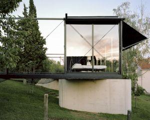 T E N, projet Avala (maison près de Belgrade), 2020 © Maxime Delvaux