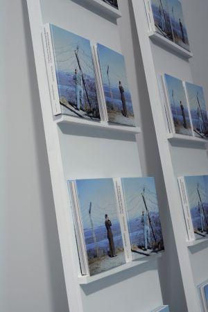 <p>Vues de l'exposition Denise Bertschi, <em>Oasis of Peace. Neutral Only On The Outside</em> © Tristan Savoy / CCS 2021</p>